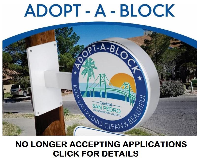 Adopt a block