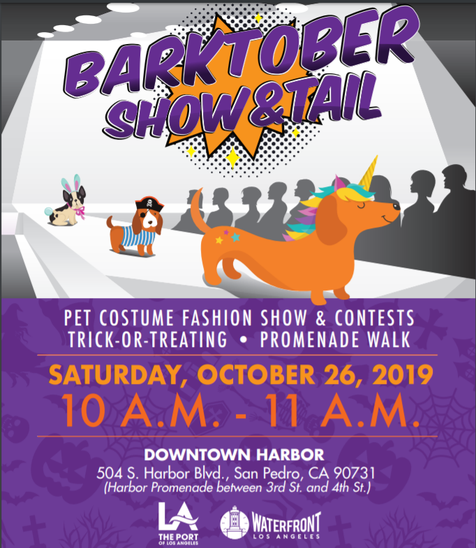 Barktober Show & Tail (Pet Costume Show)