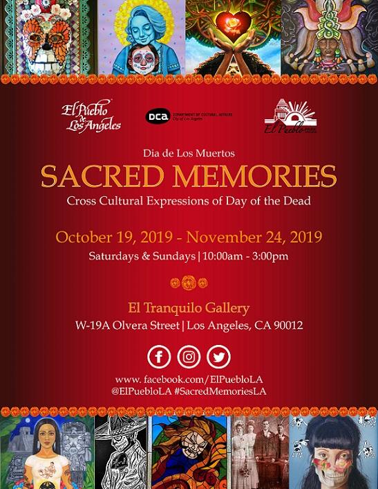 Events this weekend at El Pueblo Historical Monument Downtown LA