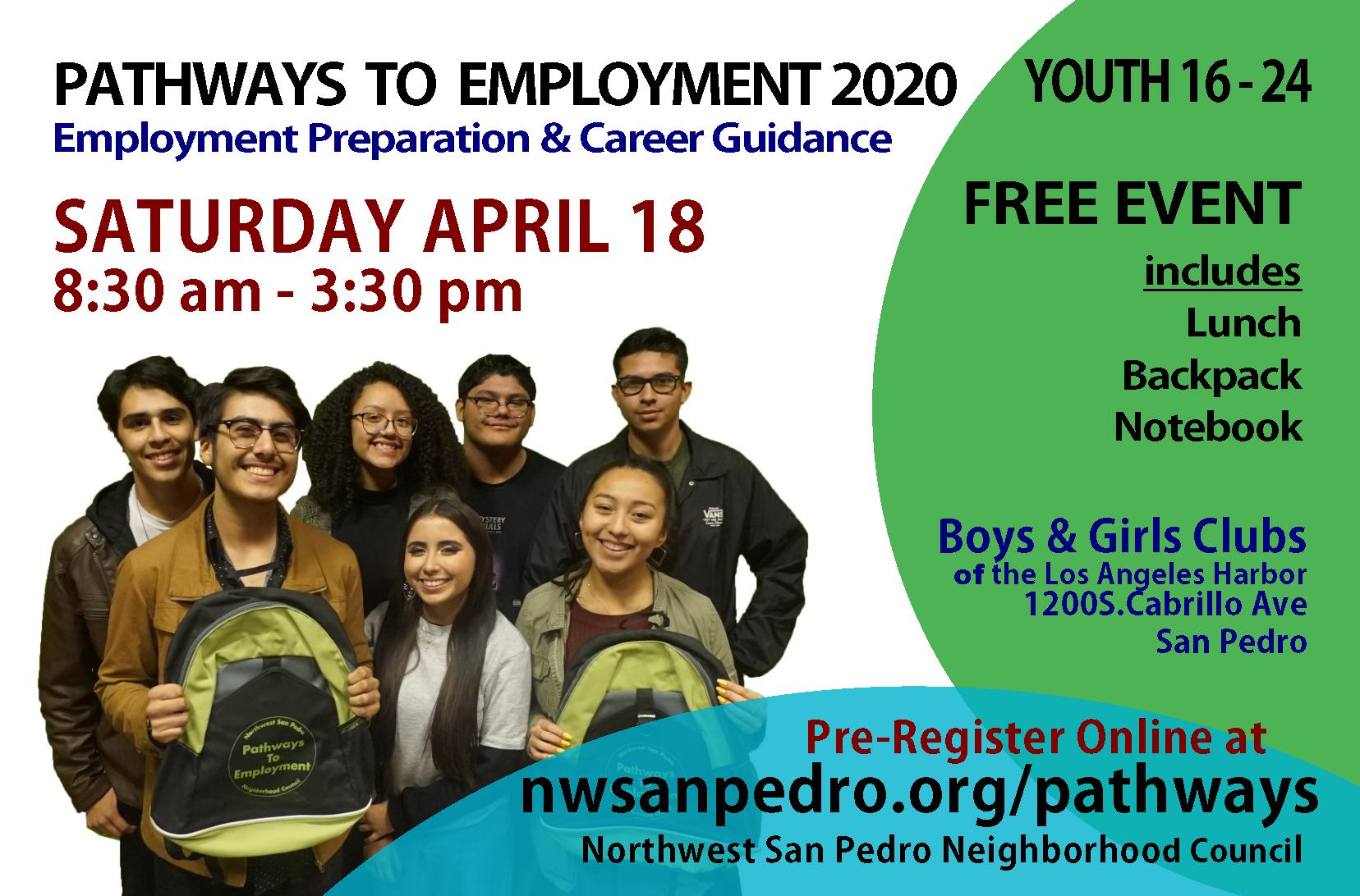 Pathways to Employment Event