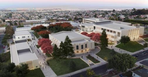 San Pedro High School Modernization Project Update & Pre-Construction Bulletin