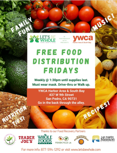 Food Distribution Fridays