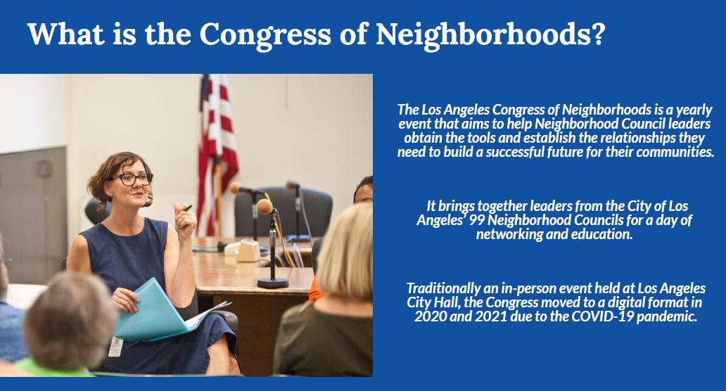 L.A. Congress of Neighborhoods